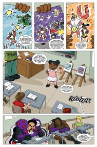 Captain Ultimate #5 Page 1